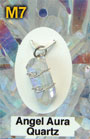 Wire wrap Silver Pendants