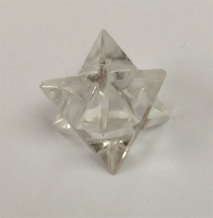Quartz Merkabah Star