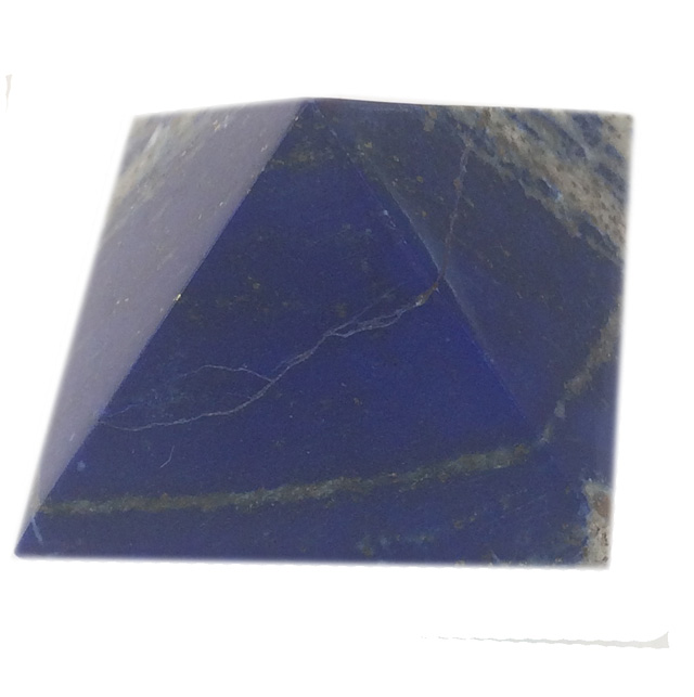 Lapis lazuli Pyramid 30 x 30 x 30mm