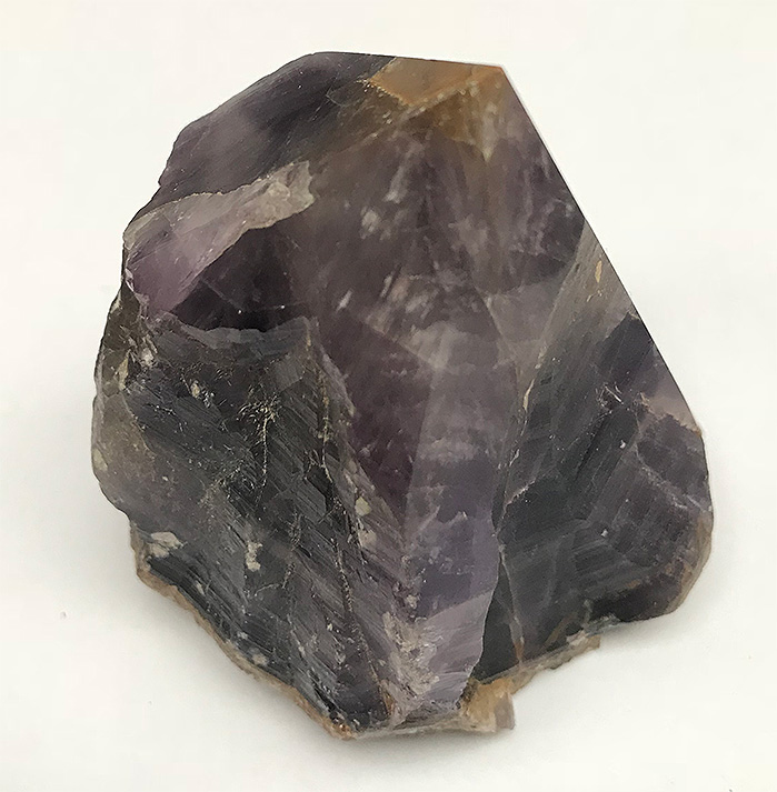 Amethyst large points 2 x 3 inch approx.