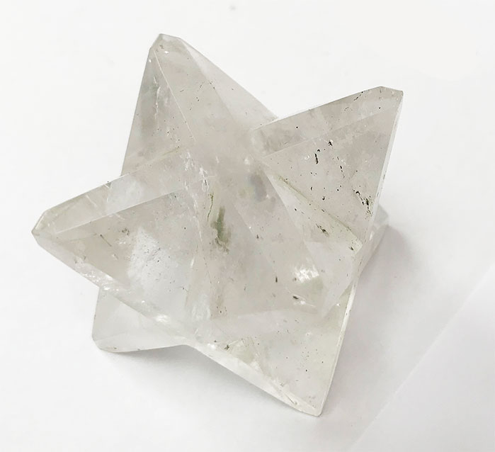 Quartz Merkabah Star 40-50mm