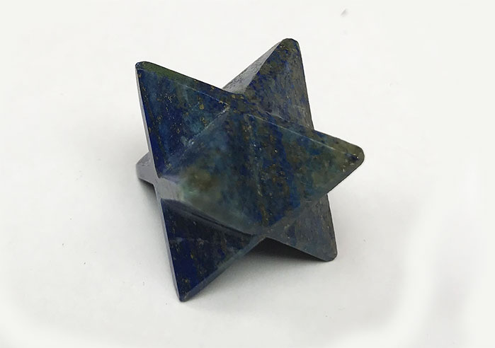 Lapis Merkabah Star, small