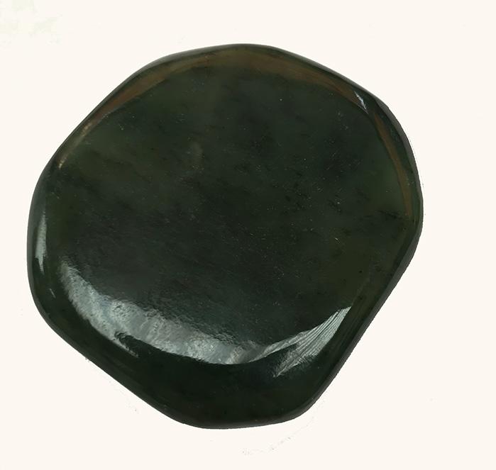 Nephrite Jade Palm