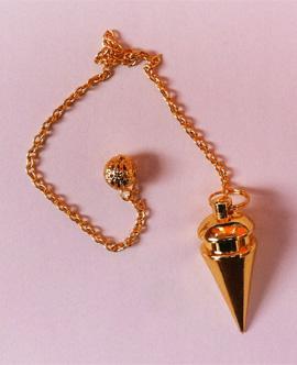 Gold  Metal Pendulum