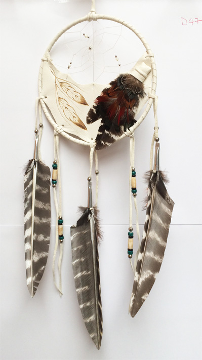 Iroquois 6 inch Wedding Dream Catcher
