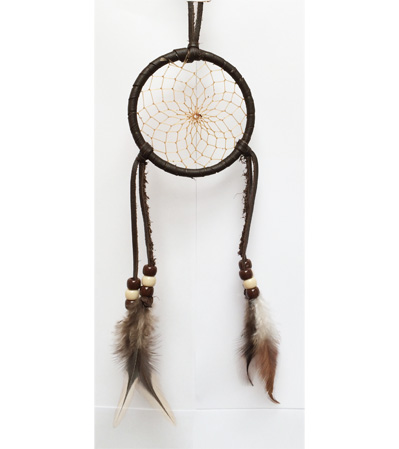 Dream catcher 3 inch Mexico