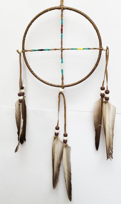 Medicine wheel 6 inch, Navajo