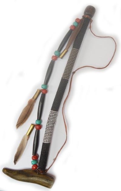 Antler Pipe 10 to 13 inchi Navajo