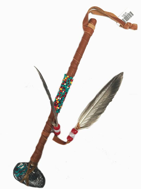 Navajo mini stone Tomohawk 5 inch