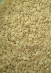 Copal Resin, 1lb gold