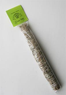 Silver Sage wand