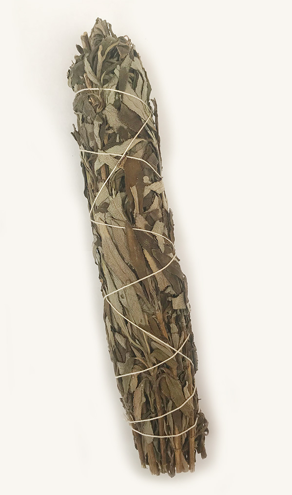 Black Sage 7- 9 inch Smudge stick
