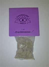 Frankincense  Arabian 1 oz. Bag 30g