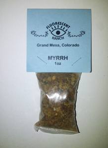 Myrrh 1 oz. Bag 30g