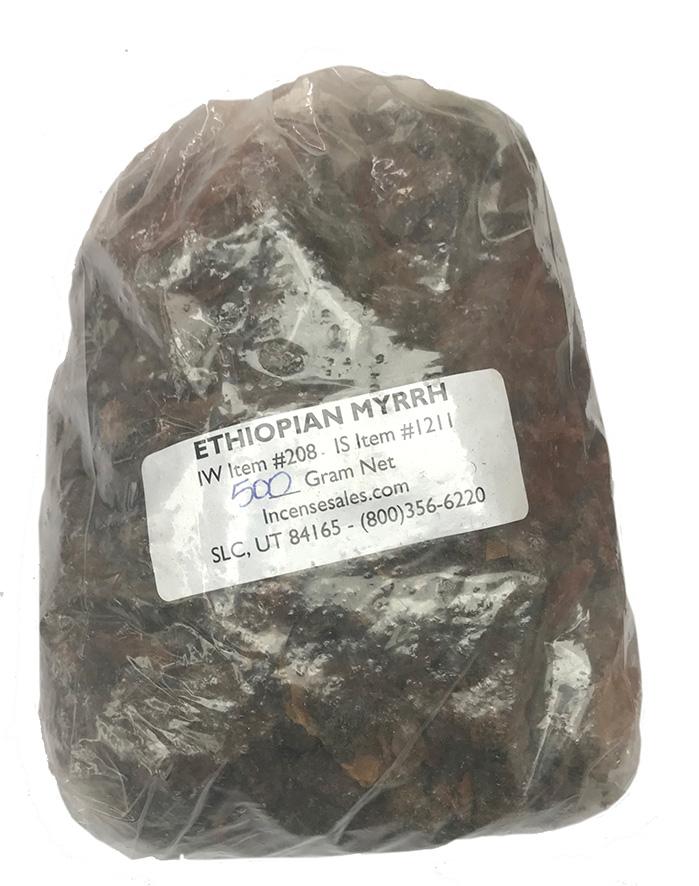 Myrrh 1 lb.Bag Ethiopian