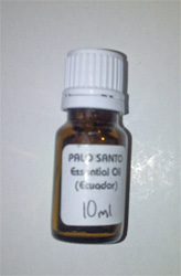 Palo Santo Essential Oil 10ml.