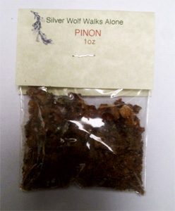 Pinon resin 1 oz. Bag 30g