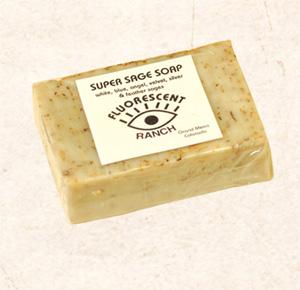 Super Sage Soap