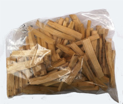 Palo Santo 1 lb. Bag  .approx. 85 pcs    Peru. sustainably harvested