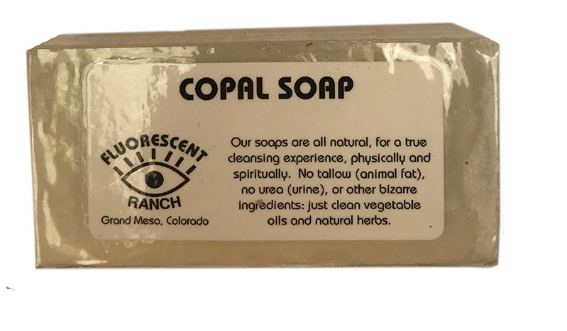Copal Soap