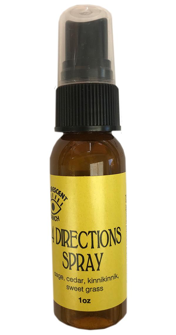 Four Directions 1 oz. Spray 29ml