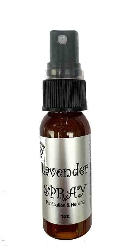 Lavender 1oz. Spray 29ml