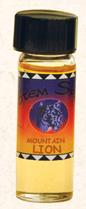 Mountain Lion - Strength Totem Oils