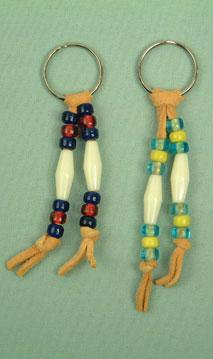 Key chain. Iroquois