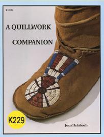 A Quillwork Companion by J. Heinbuch