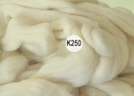 Wool top 54 ft. 450 g. for mandella making