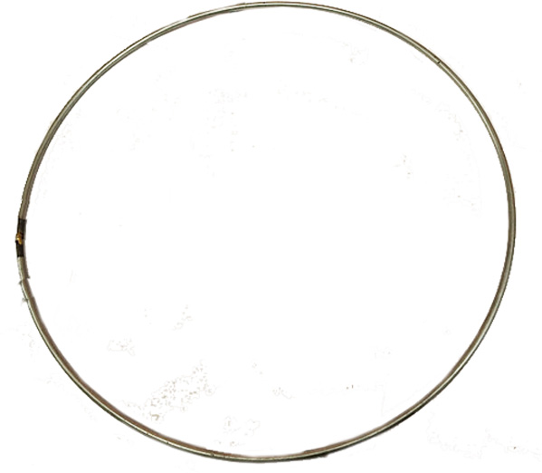 Metal rings for dream catchers etc. 15 inch