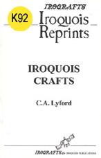 Iroquois Crafts