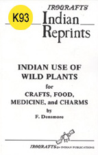 Book - Indian Use of Wild Plants