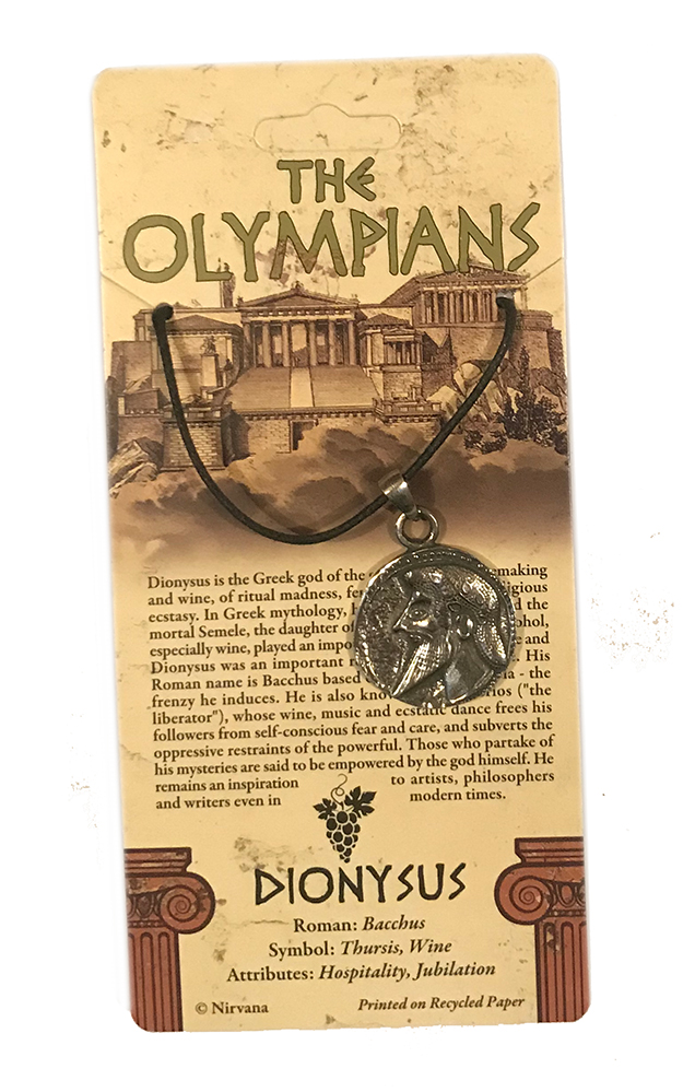 Dionysus Double sided