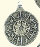 Talisman Amulets planetary signs