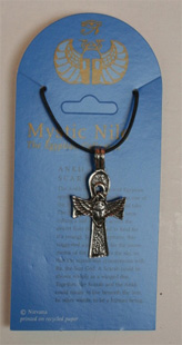 Mystic Nile Ankh and Scarab