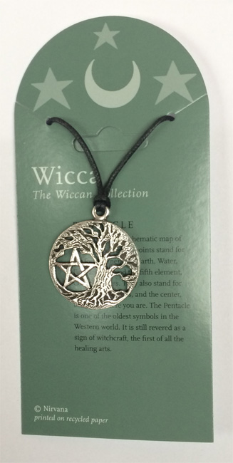 Tree with Pentacle