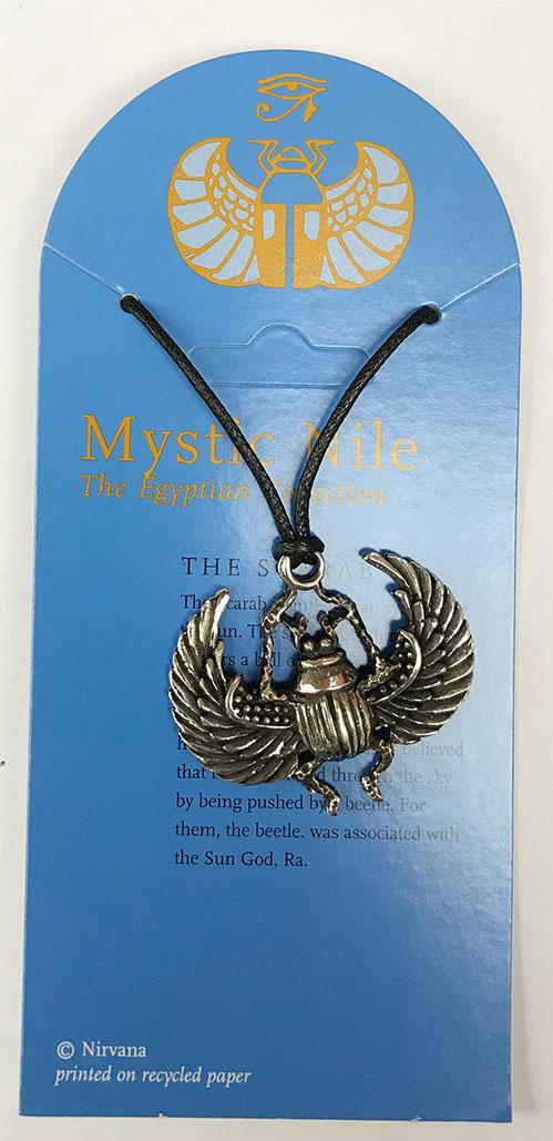 Mystic Nile Scarab