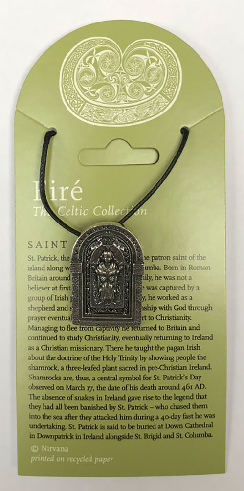The Celtic Collection  St. Patrick