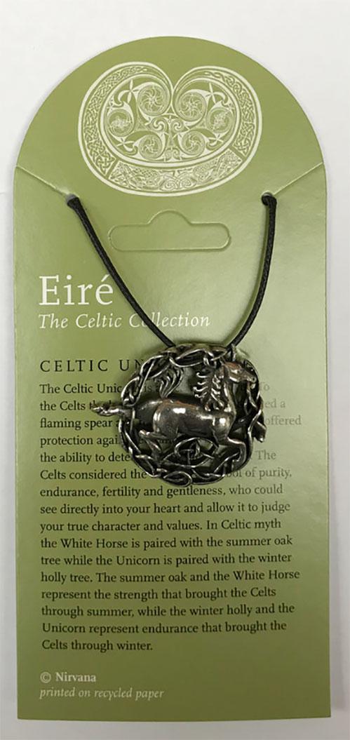 The Celtic Collection Celtic Unicorn