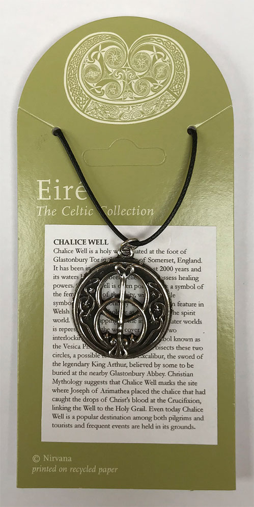 The Celtic Collection  Chalice Well