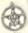 Wiccan Collection Pentacle Of The Earth Mother
