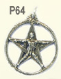 Wiccan Collection Pentacle Man