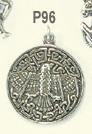 The Celtic Collection celtic hawk