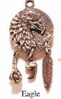 Pewter ANIMAL SPIRITS Eagle