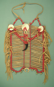 Iroquois 32 row breastplate