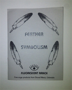 Booklet - Feather Symbolism