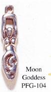 Silver GODDESSES - Moon Goddess