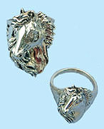 Horse ring, large