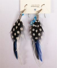Feather Ear-rings